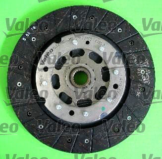 Kit d'embrayage - VALEO - 826353