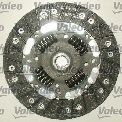 Kit d'embrayage - VALEO - 826372