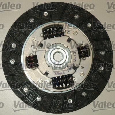Kit d'embrayage - VALEO - 826377