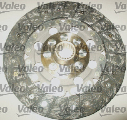 Kit d'embrayage - VALEO - 826395