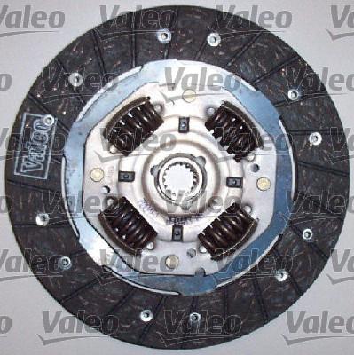Kit d'embrayage - VALEO - 826413
