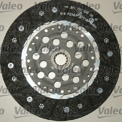 Kit d'embrayage - VALEO - 826484