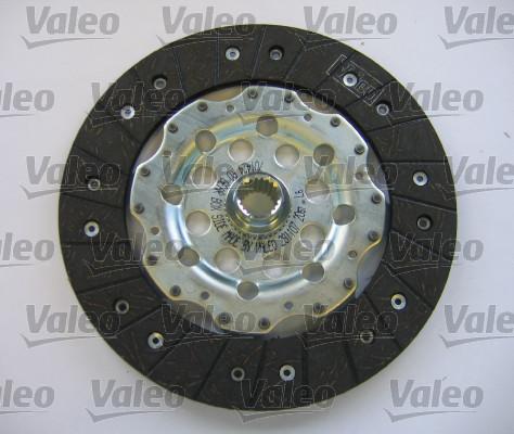 Kit d'embrayage - VALEO - 826498