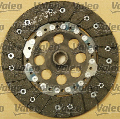 Kit d'embrayage - VALEO - 826513