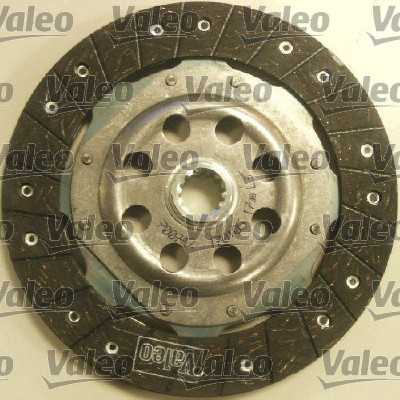Kit d'embrayage - VALEO - 826534