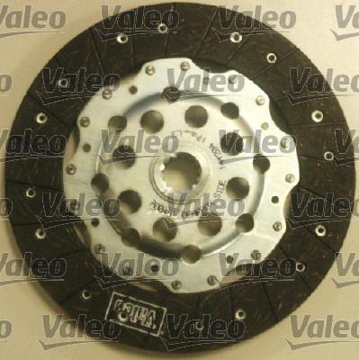 Kit d'embrayage - VALEO - 826536