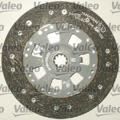 Kit d'embrayage - VALEO - 826540