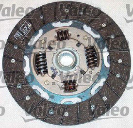 Kit d'embrayage - VALEO - 826549