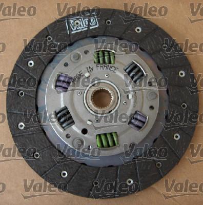 Kit d'embrayage - VALEO - 826563