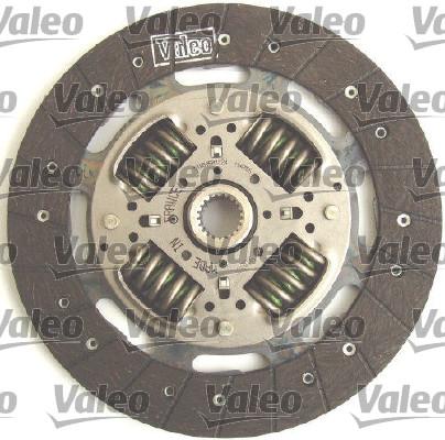 Kit d'embrayage - VALEO - 826570