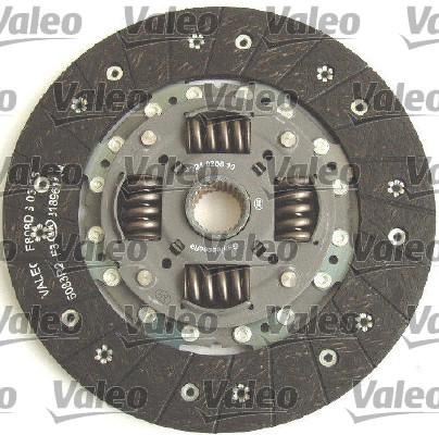 Kit d'embrayage - VALEO - 826656