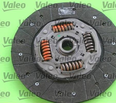 Kit d'embrayage - VALEO - 826693