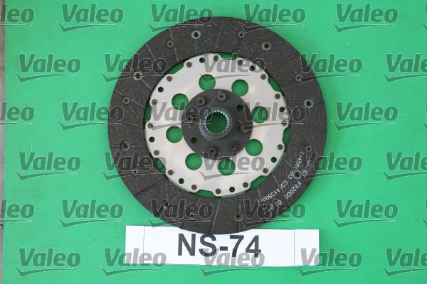 Kit d'embrayage - VALEO - 826821