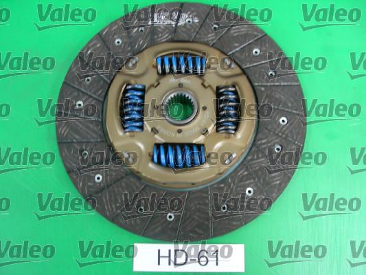 Kit d'embrayage - VALEO - 826837
