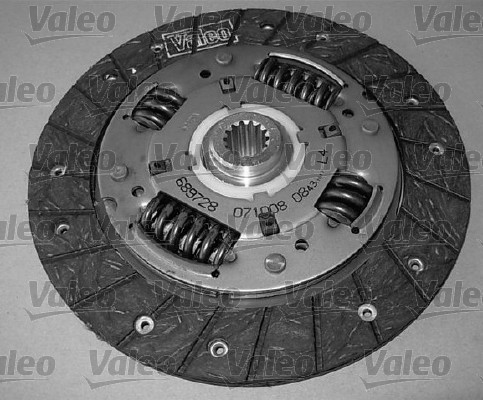 Kit d'embrayage - VALEO - 826849