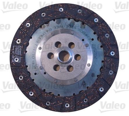 Kit d'embrayage - VALEO - 828031