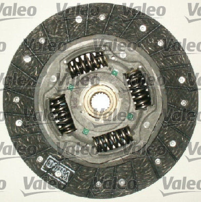 Kit d'embrayage - VALEO - 834002