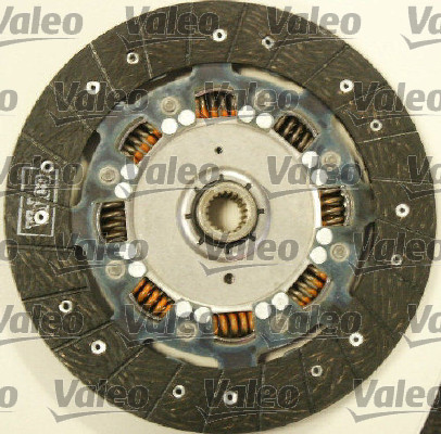 Kit d'embrayage - VALEO - 834004