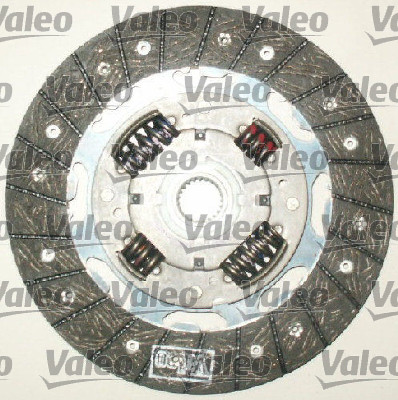 Kit d'embrayage - VALEO - 834019