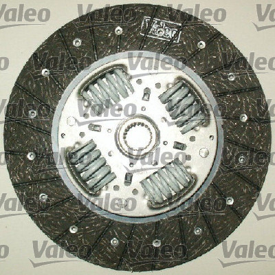Kit d'embrayage - VALEO - 834028