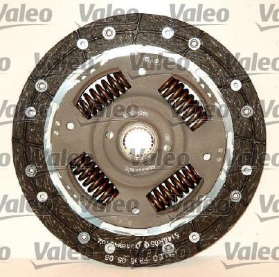 Kit d'embrayage - VALEO - 834032