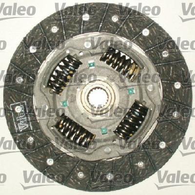 Kit d'embrayage - VALEO - 834035