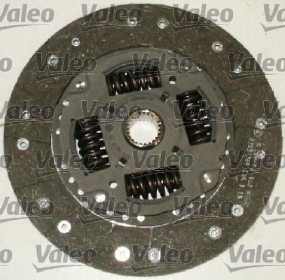 Kit d'embrayage - VALEO - 834042