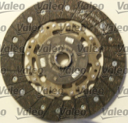 Kit d'embrayage - VALEO - 834048