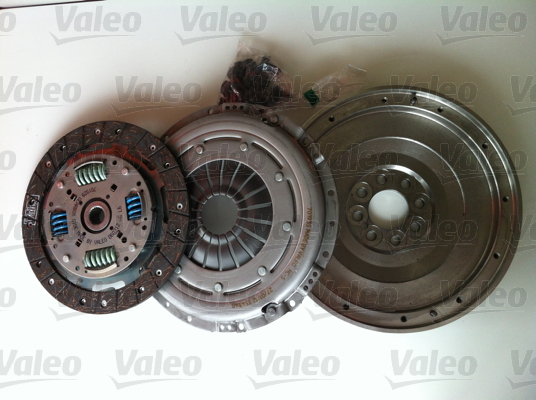 Kit d'embrayage - VALEO - 835022