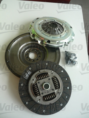 Kit d'embrayage - VALEO - 835039