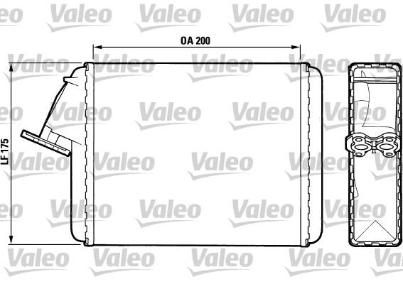Système de chauffage - VALEO - 883468