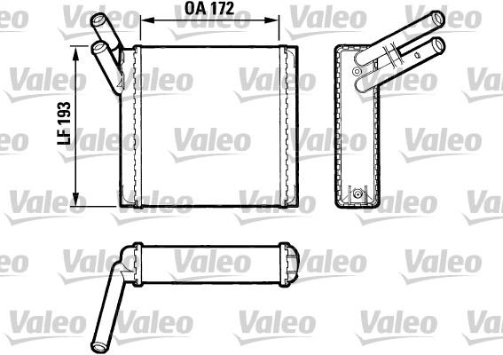 Système de chauffage - VALEO - 883520