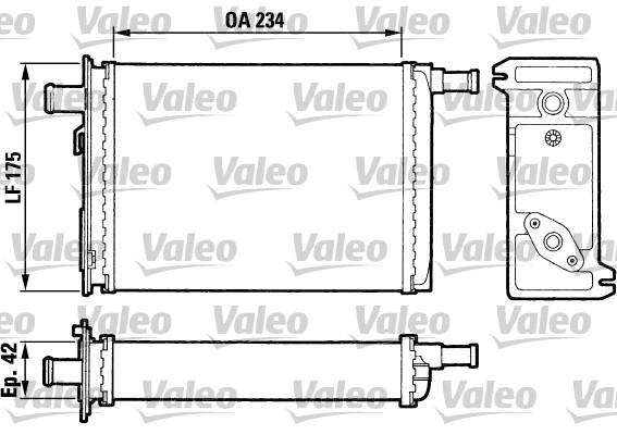 Système de chauffage - VALEO - 883739