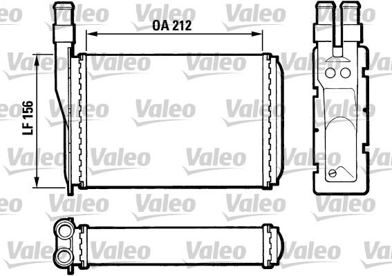Système de chauffage - VALEO - 883790