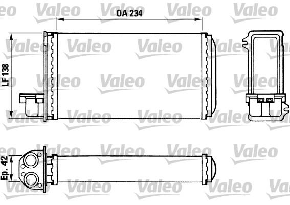 Système de chauffage - VALEO - 883965