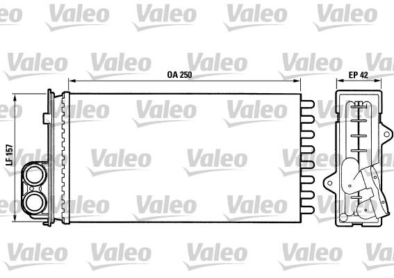 Système de chauffage - VALEO - 883976