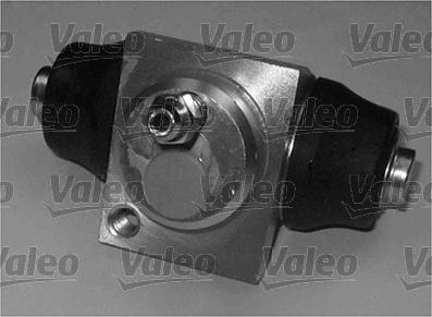 Kit de freins, freins à tambours - VALEO - 554796