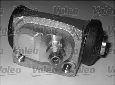Kit de freins, freins à tambours - VALEO - 554875