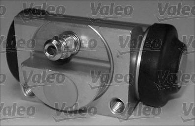 Kit de freins, freins à tambours - VALEO - 554815