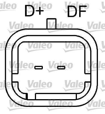 Alternateur - VALEO - 440214