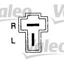 Alternateur - VALEO - 437144