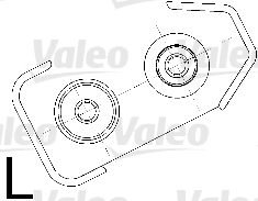 Alternateur - VALEO - 436701
