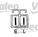 Alternateur - VALEO - 440058