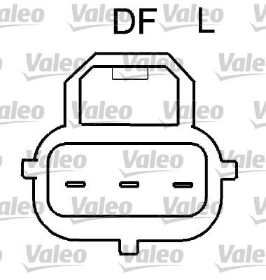 Alternateur - VALEO - 437585
