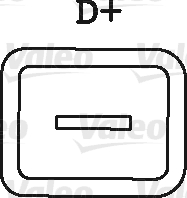 Alternateur - VALEO - 436112