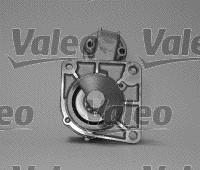 Démarreur - VALEO - 458162