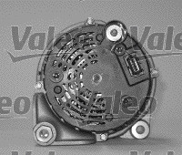 Alternateur - VALEO - 437406