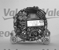 Alternateur - VALEO - 437502