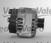 Alternateur - VALEO - 437425