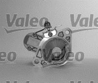 Démarreur - VALEO - 455884